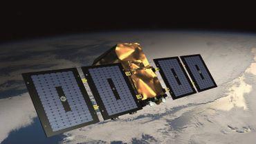 Le satellite Altius