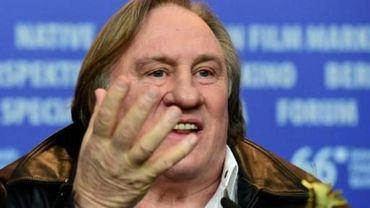 """Depardieu: """"'Nuit debout' ou 'Assis sur la cuvette de chiottes', c'est pareil!"""""""