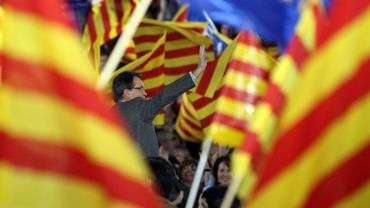 Mesures de sécurité renforcées pour la manifestation des indépendantistes catalans