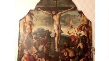 Le tableau sera restitué 38 ans après avoir été volé à Mons.