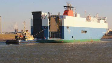 Environnement: y a-t-il trop de trafic en mer du Nord? Chat à 12h