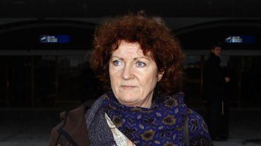 L'eurodéputée du groupe des Verts Hélène Fautre