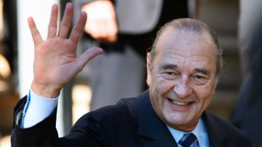 Décès de Jacques Chirac, La Une modifie sa programmation