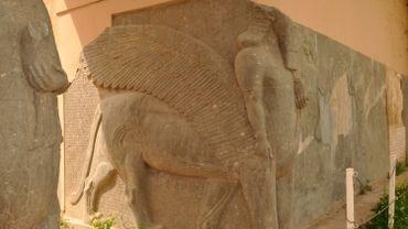 Irak: des images satellite confirment la destruction de temples par l'EI (ONU)