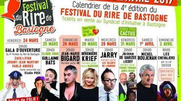 Festival Rire Bastogne