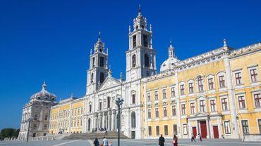 Palais de Mafra, Portugal
