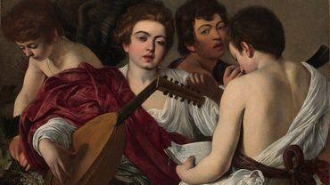Les Musiciens, Caravage