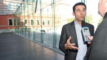 Ecolo ne sera plus invité par les informateurs royaux... Une question de cohérence pour Jean-Marc Collet