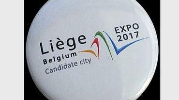 Liège accueillera-t-elle l'Expo 2017?. Réponse le 22 novembre.