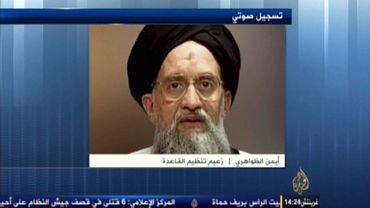 Le chef d'Al-Qaïda, Ayman al-Zawahiri.
