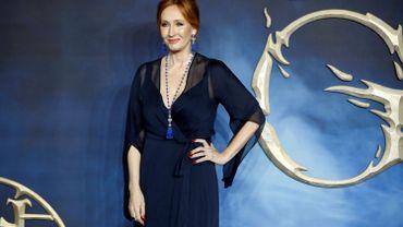 J.K Rowling sortira bientôt 4 nouveaux livres autour de la saga Harry Potter