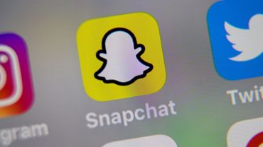 Insurrection à Washington: Snapchat va bannir définitivement Trump