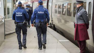 Thalys : Les portiques de sécurité seront actifs dés le 20 décembre en France