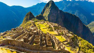 Le Machu Picchu, le site le plus visité du Pérou