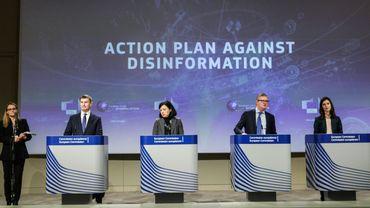 L'Union européenne renforce son action contre la désinformation