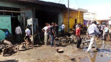 Regain de violence en Irak. Un attentat a fait 31 morts mardi (photo d'illustration)
