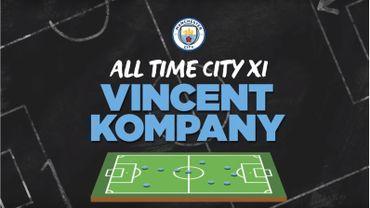 Kompany oublie KDB dans son onze de légende de City ... avant de se reprendre