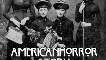 """American Horror Story : Coven"" effrayera les téléspectateurs de FX à partir du 9 octobre"