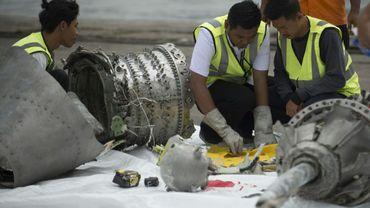 L'accident d'un Boeing 737 Max de la compagnie Lion Air, le 29 octobre 2018, avait fait 189 morts