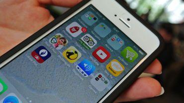 Des applications pour smartphone