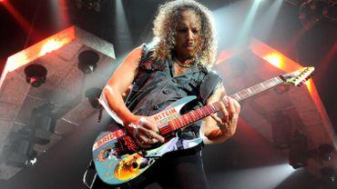 Kirk Hammett: l'appel qui a changé sa vie un 1eravril!