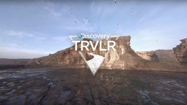 Discovery Channel propose TRVLR, une série de voyages en réalité virtuelle