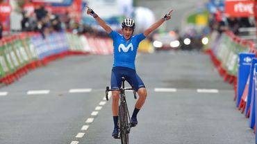 Vuelta 2020: Marc Soler remporte la 2e étape, Roglic reste en rouge