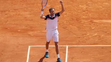 Medvedev remporte le choc Next Gen du jour contre Tsisipas à Monte Carlo