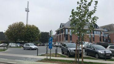 Le parking de la maison communale sera le premier à être équipé de capteurs de comptage.