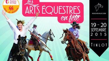 Les arts équestres en fête à Tinlot