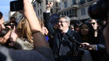 Présidentielle française: avec Mélenchon, ils sont désormais 8 candidats à avoir déposé leurs 500 signatures