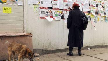 La corruption des électeurs en Ukraine