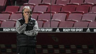 Jorge Jesus compte faire tourner son effectif face au Standard, mais vise la victoire