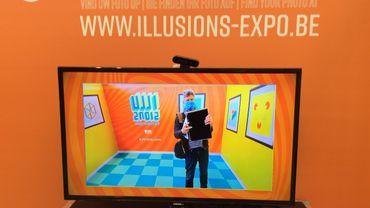 Illusions, un monde d'apparences trompeuses, à la Cité Miroir