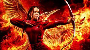 """Hunger Games -la Révolte: partie 2"""" a engrangé 101 millions de dollars, selon des chiffres provisoires des entrées de la société Exhibitor Relations."""