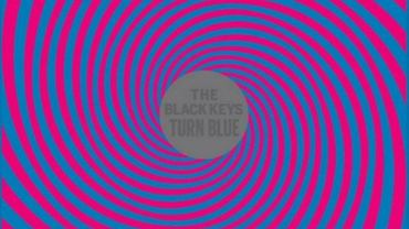 "Pochette de l'album ""Turn Blue"" des Black Keys"