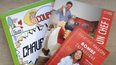 3 livres de cuisine qu'on a aimé ce mois-ci