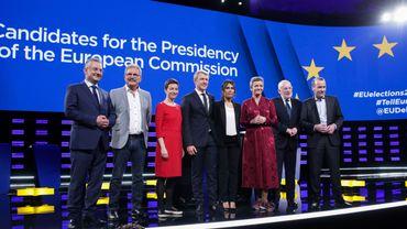 Que peut-on retenir du débat des candidats à la présidence de la Commission européenne?