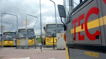 Un mouvement de grève spontané a été lancé vendredi matin au sein des dépôts Genson et Jumet du TEC Charleroi.