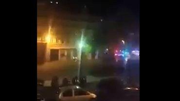 Fusillade à Paris: les premières images des tirs au Bataclan