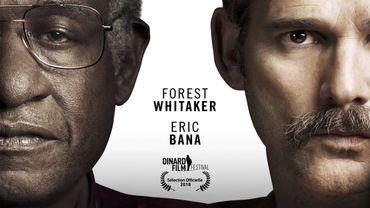 """Forgiven"" avec Forest Whitaker and Eric Bana sort mercredi au cinéma"