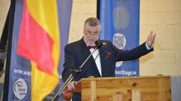 Michel Jaupart est directeur général ad interim du War Heritage Institute.