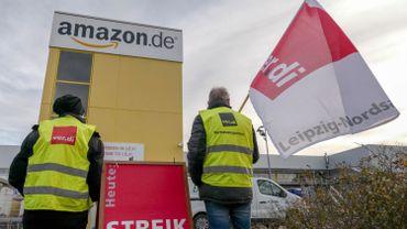 Un syndicat appelle à la grève chez Amazon en Allemagne