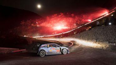 La Hyundai i20 Coupé WRC de Thierry Neuville