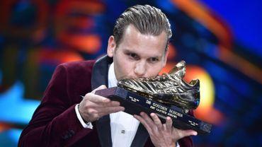 Ruud Vormer Soulier d'or 2017, le sacre du capitaine exemplaire