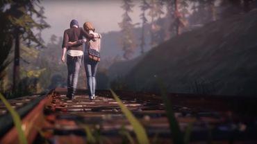 Extrait de la vidéo, montrant le jeu Life is Strange, qui possède une narration impliquant très fortement le joueur dans l'histoire