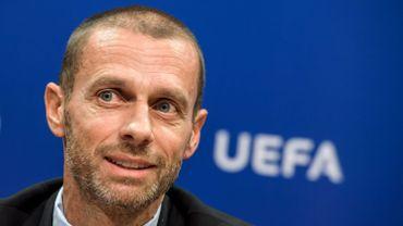 Aleksander Ceferin a évoqué l'introduction du VAR à partir de la saison 2019-2020 dans les compétitions européennes.