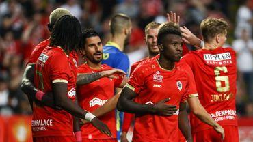 L'Antwerp battu sur tapis vert? Le club espère l'indulgence des instances du football