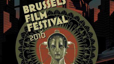 L'affiche du BRFF 2016