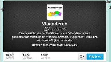 Les fonctionnaires flamands devront twitter en néerlandais